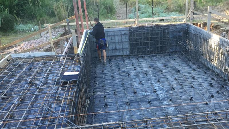 Pool Formwork And Steel Fixing Sydney Vasform